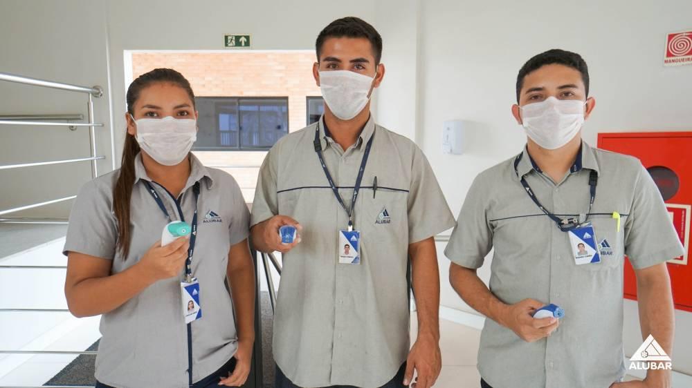 Indústria paraense se mobiliza para combater o coronavírus