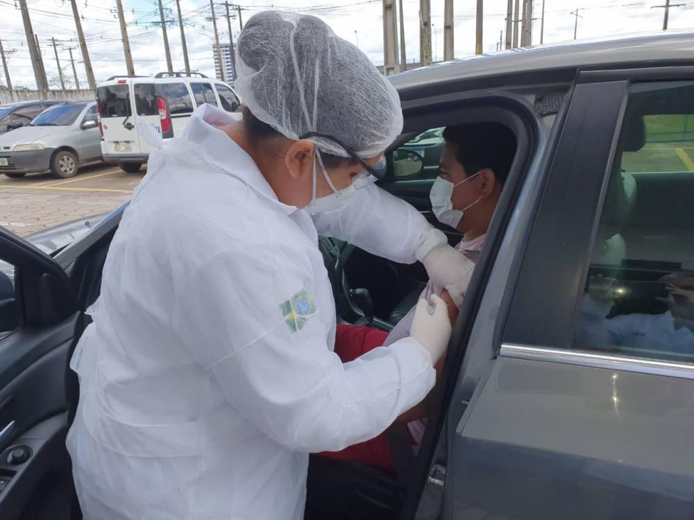 Até o final de maio, SESI vai imunizar 10 mil trabalhadores contra a influenza
