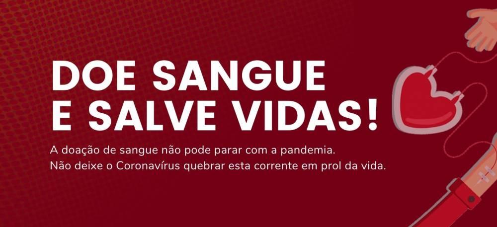 Participe da Campanha de Doação de Sangue do Sistema FIEPA