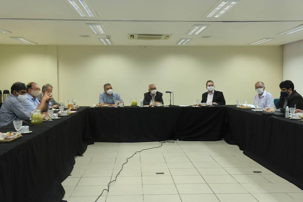 Em reunião na FIEPA, setor produtivo apresenta ao Governo do Estado propostas para os incentivos fiscais no Pará