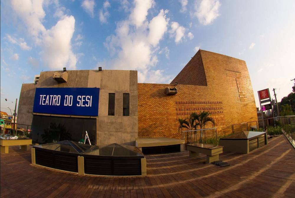 Teatro do SESI apresenta novidades na programação