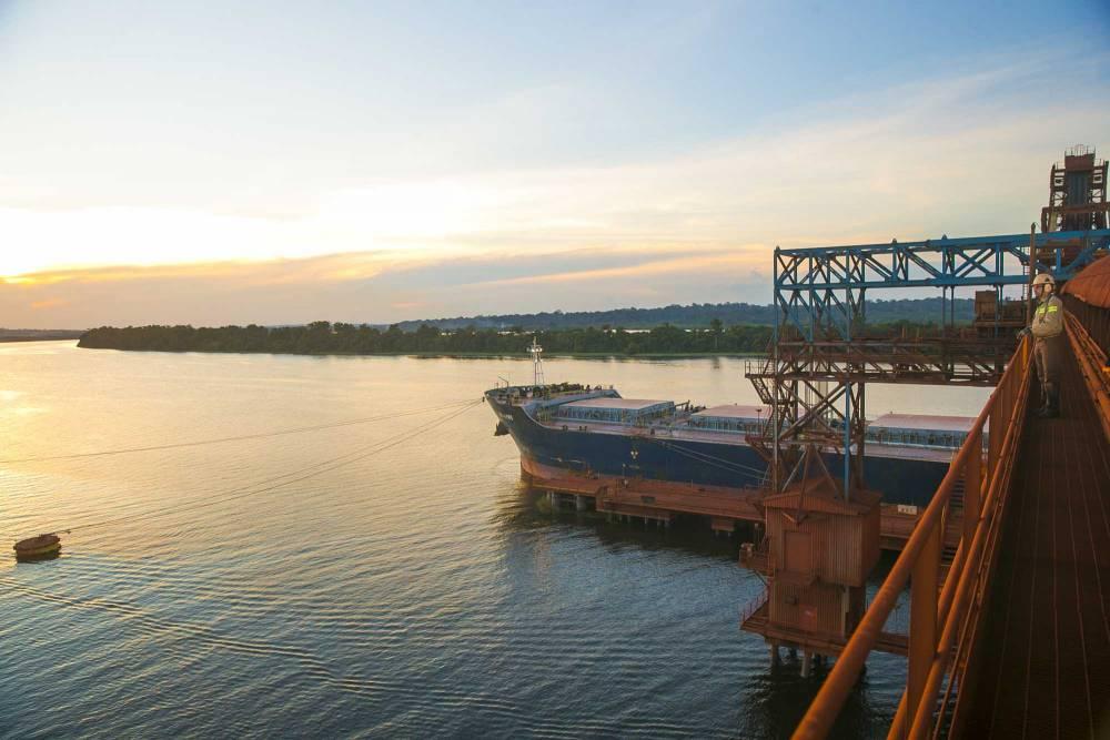 Mineração Rio do Norte completa 41 anos de operação no Pará