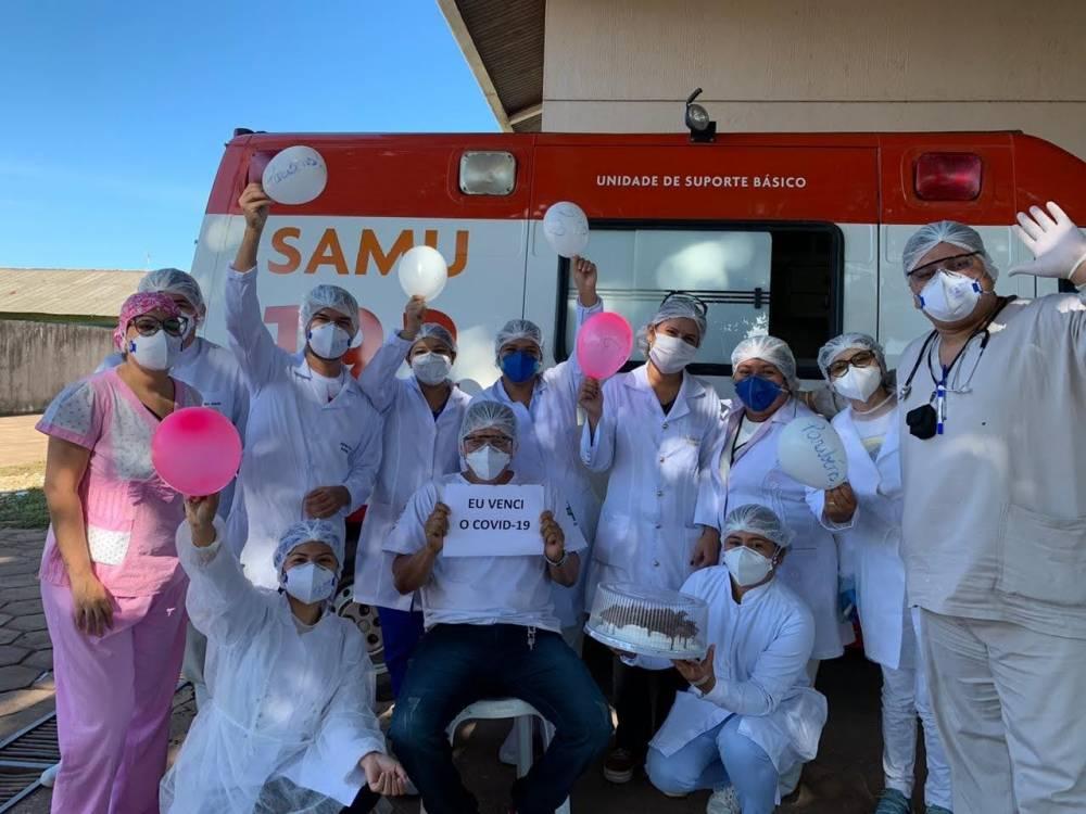 Profissionais de saúde relatam experiências de superação no atendimento a pacientes vítimas da Covid-19 em Juruti