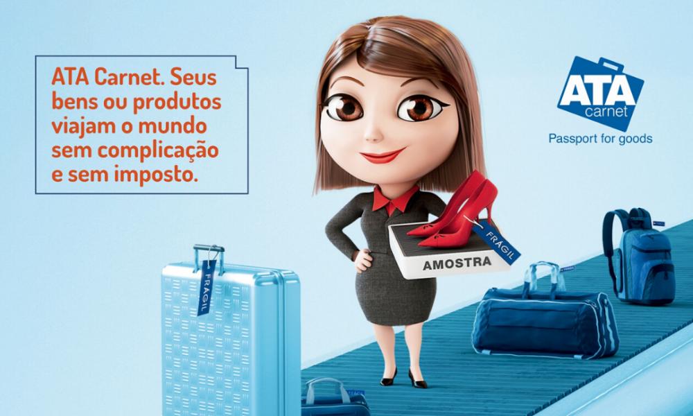 CIN Pará emite ATA Carnet: passaporte de mercadorias para exportação e importação temporárias