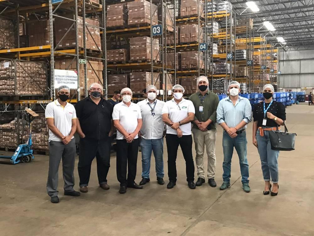 Estado e FIEPA realizam visitas técnicas a cinco indústrias em Castanhal