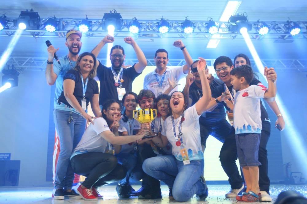 Escola SESI Ananindeua vence Torneio FLL, no Pará