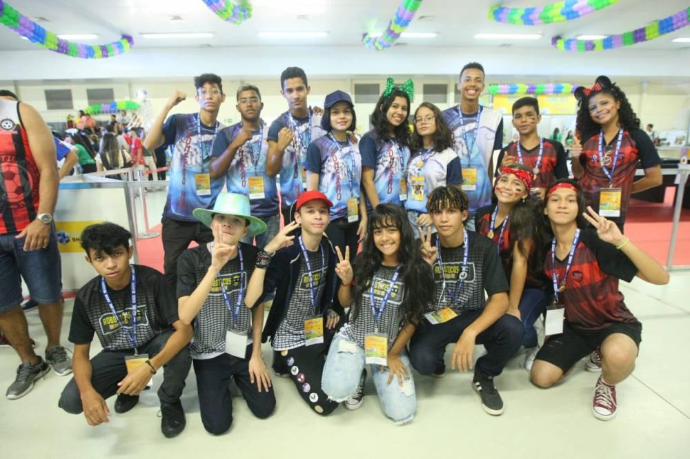 Escolas públicas do Pará participam de Torneio de Robótica do SESI