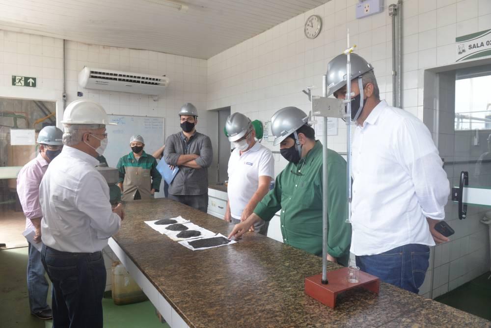 Projeto 'Na Fábrica' visita estabelecimentos no Distrito Industrial de Ananindeua
