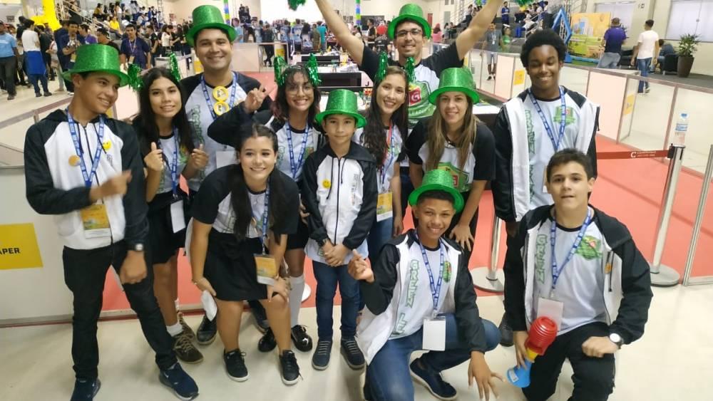 Primeira equipe de robótica da Ilha do Marajó compete em Belém