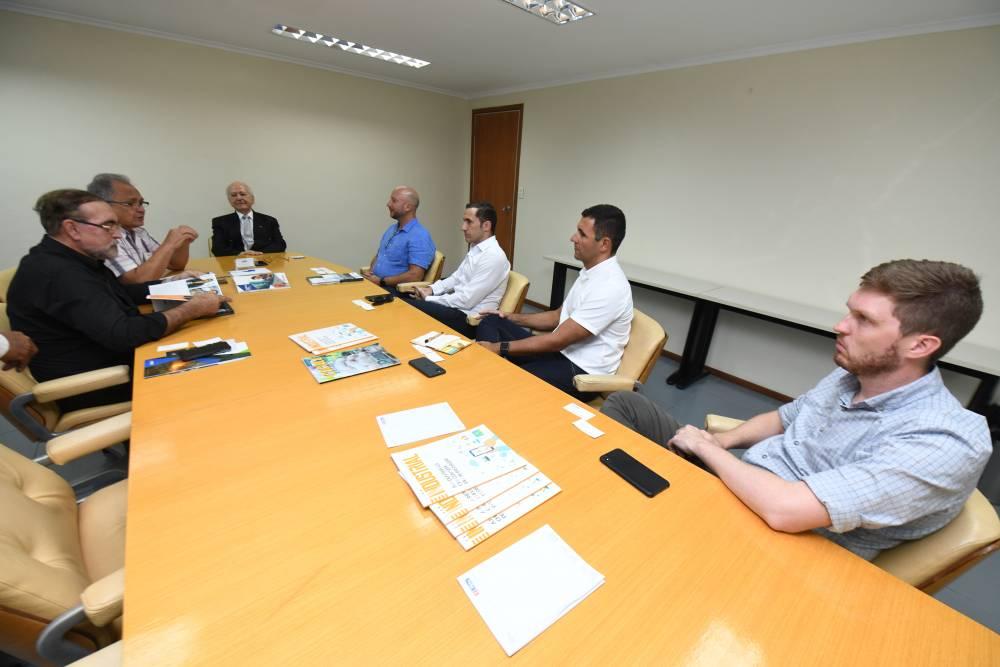 Empresários do Paraná visitam a FIEPA para conhecer o potencial do Estado do Pará