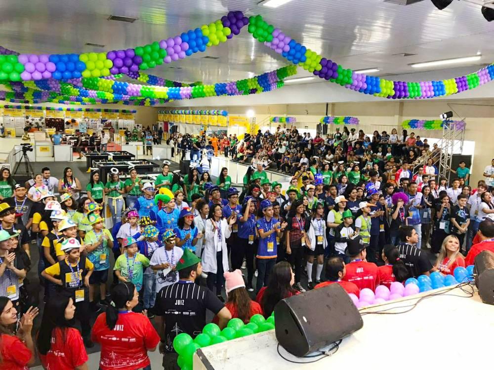 Torneio SESI de Robótica First Lego League abre no Pará cheio de energia e animação