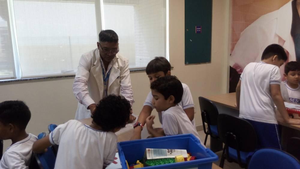 Projeto de educador do SESI Pará está entre os selecionados para o prêmio 'Professor Nota 10'