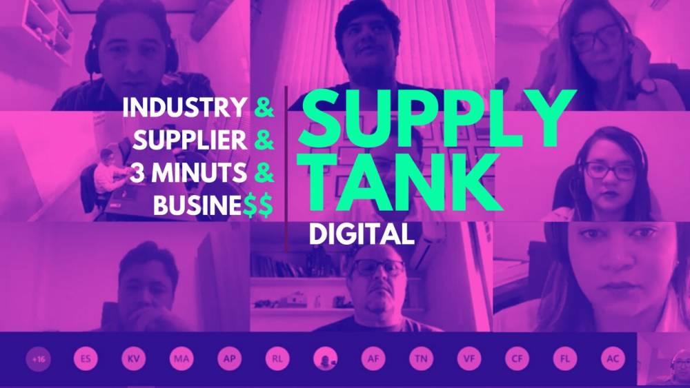 Primeiro Supply Tank Digital possibilita novos negócios para fornecedores paraenses