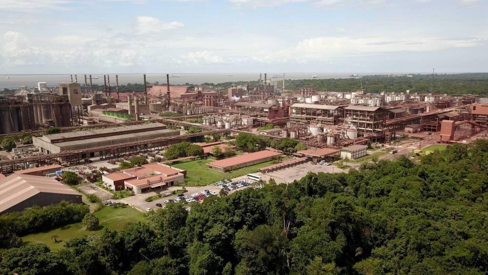 Hydro assina Memorando de Entendimento para possível uso de gás natural na Alunorte