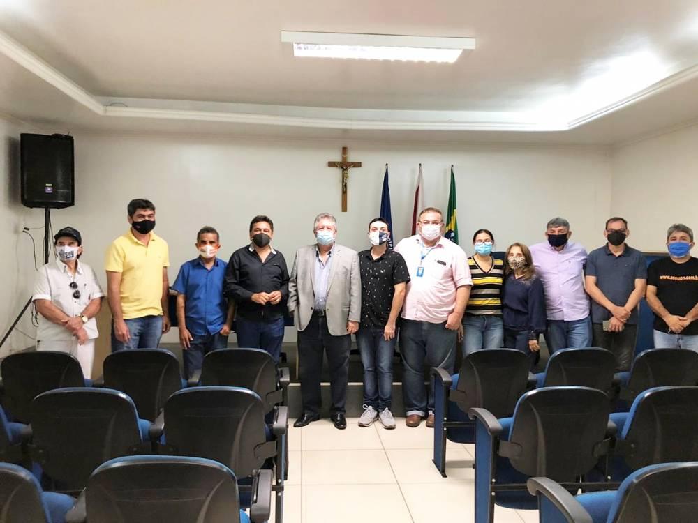 SENAI Pará e ACIC vão firmar parceria para oferecer cursos aos trabalhadores de indústrias associadas