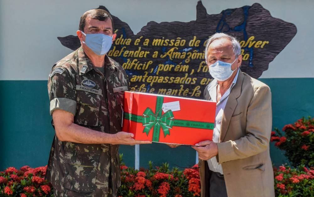 Sistema FIEPA colabora com campanha do Exército para ajudar ribeirinhos