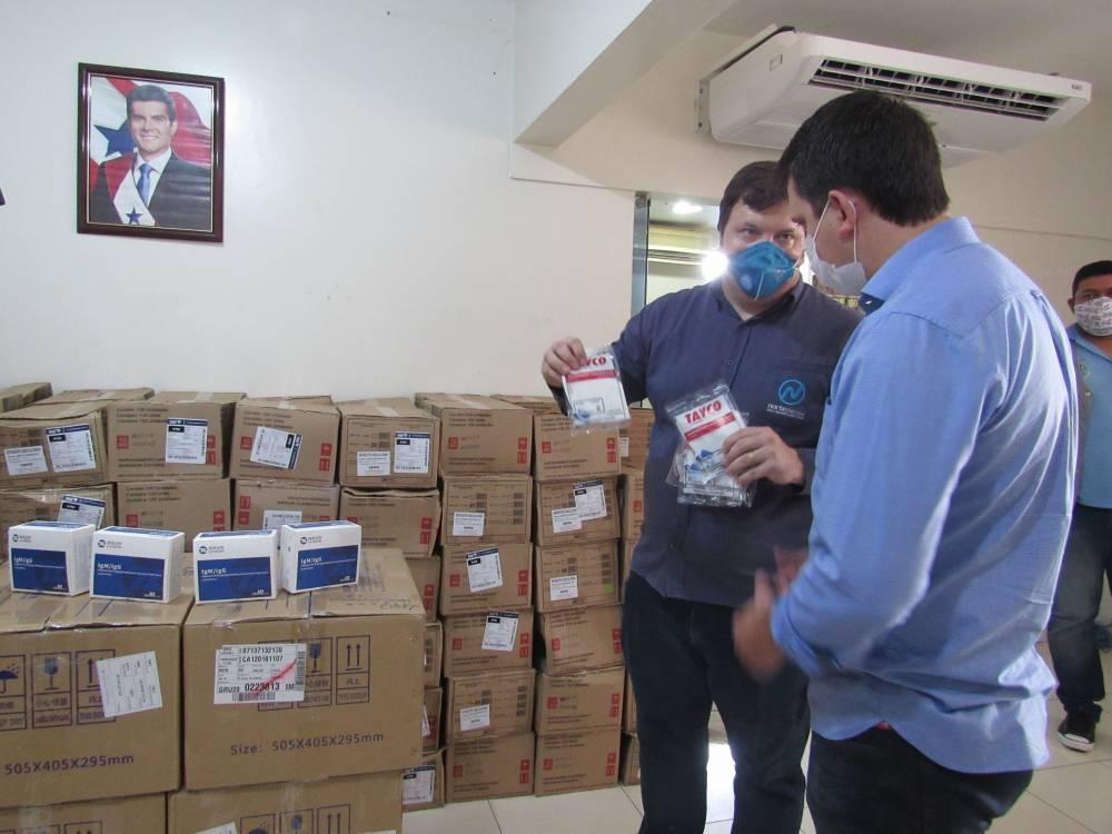 Norte Energia entrega bombas e monitores para 10 leitos de UTI à SESPA