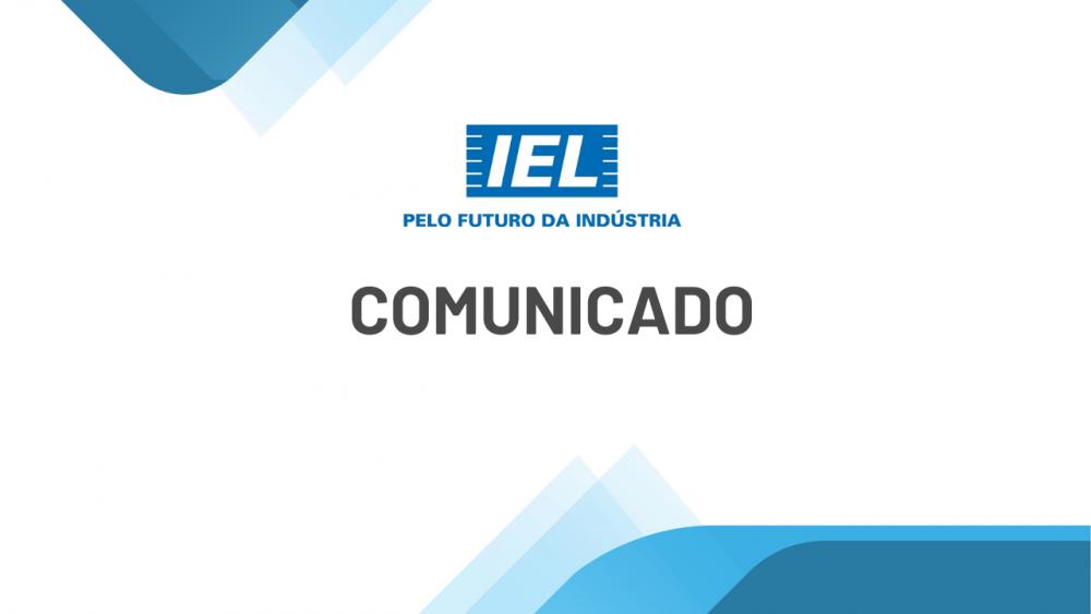 COMUNICADO IEL
