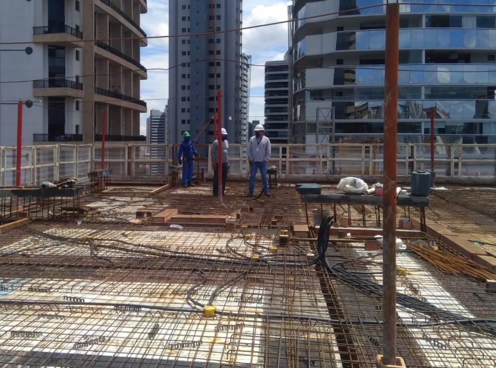 Sinduscon PA e SESI fazem parceria para prevenir contágio de Convid-19 entre trabalhadores da Construção Civil