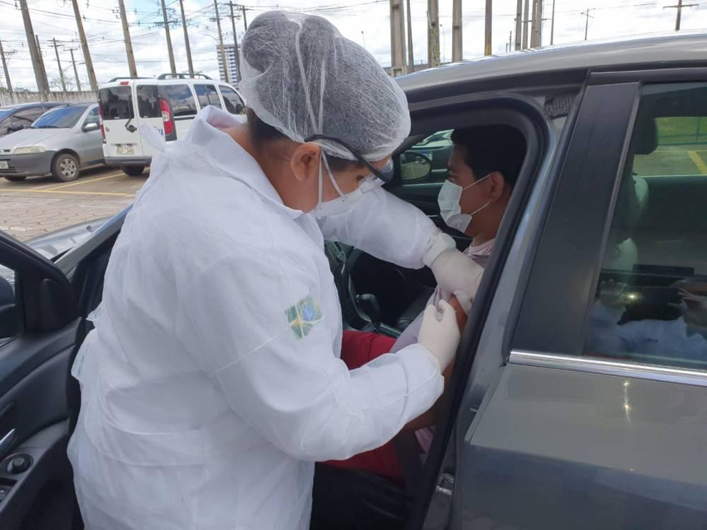 Sistema FIEPA desenvolve ações de enfrentamento à pandemia