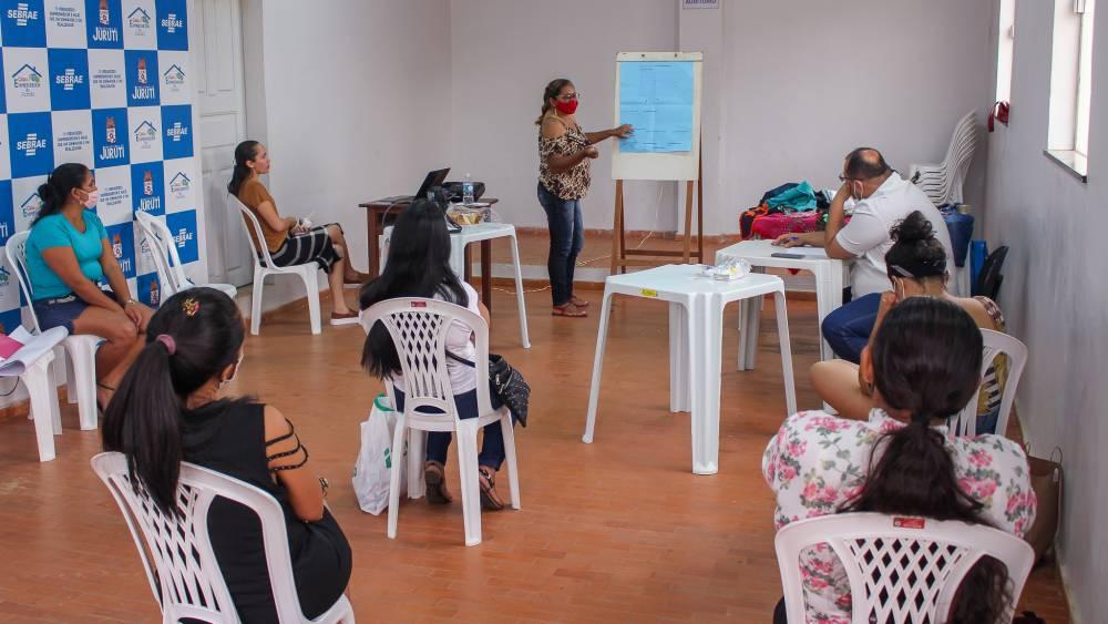 Projeto apoiado pela Alcoa muda a vida de mães empreendedoras de Juruti