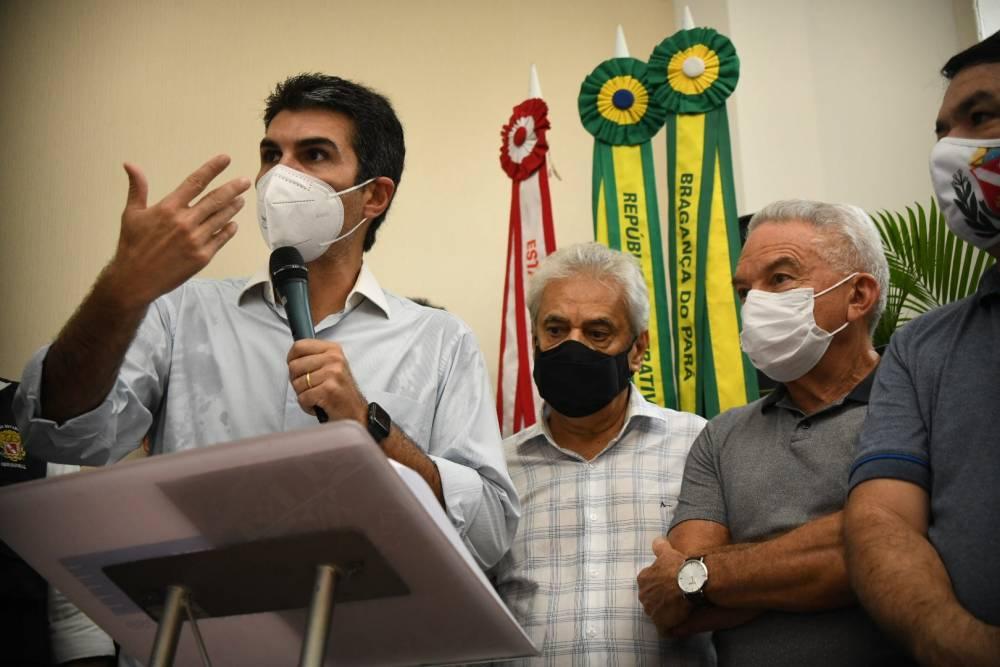 Sistema FIEPA e FAEPA assinam comodato visando a implantação de uma 'Estação Cidadania – Produtor Rural' em Bragança