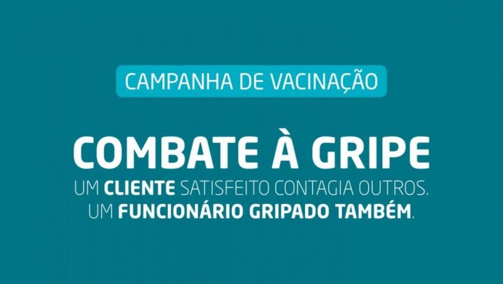 Sesi promove campanha de vacinação de combate à gripe