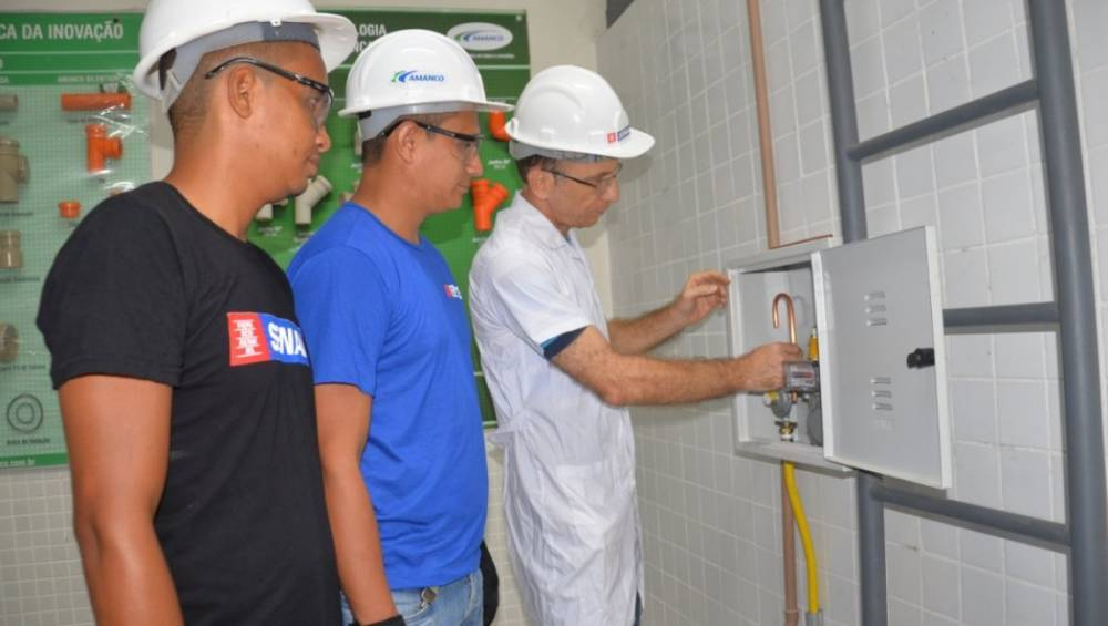 SENAI Pará tem curso inédito na região Norte na área de gás