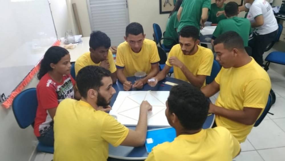 SENAI realiza 1º Grand Prix de Inovação, em Castanhal