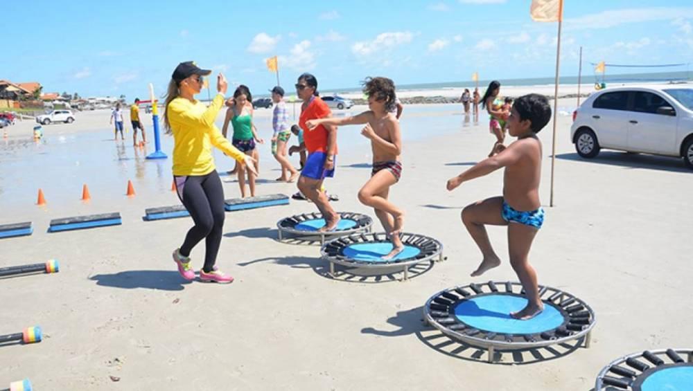 Projeto Minha Praia supera as expectativas em Salinas