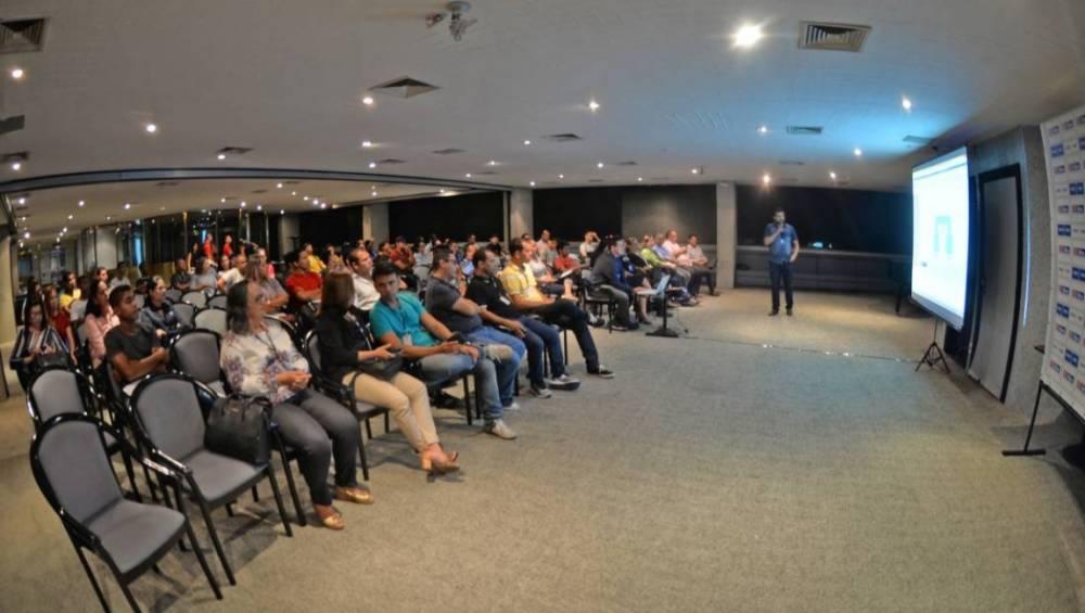 SENAI realiza aula inaugural da segunda fase da EJA Profissionalizante