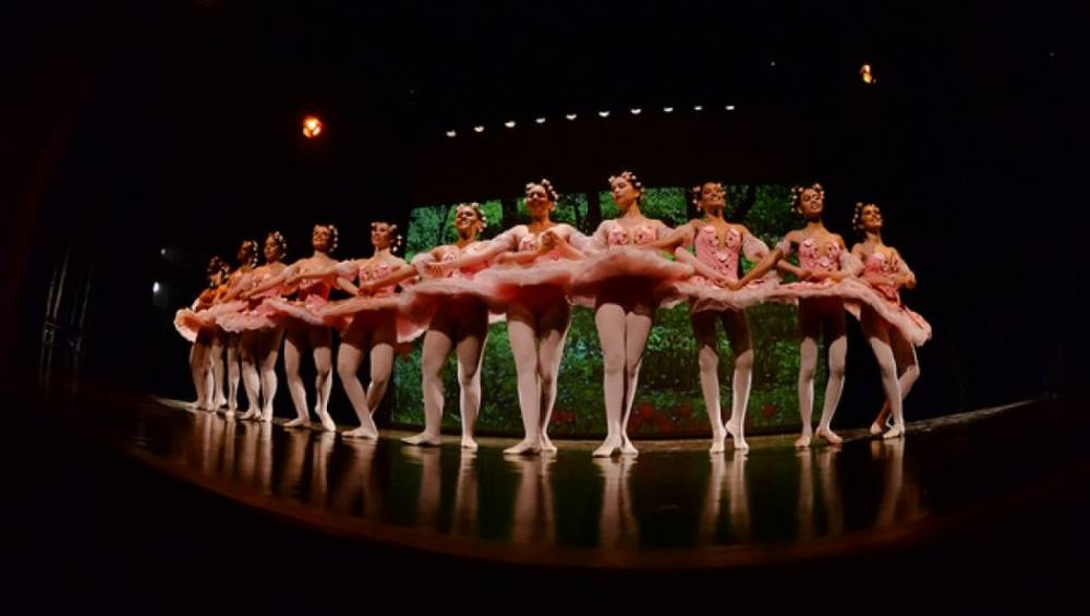 Mostra de Dança reuniu mais de 20 grupos no Teatro do SESI