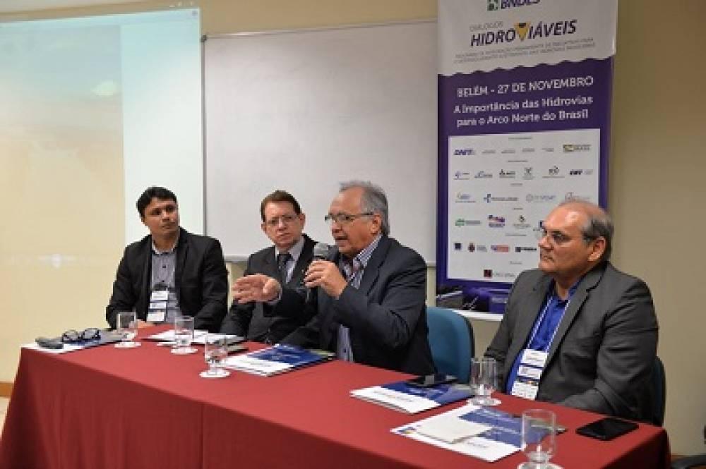 Diálogos Hidroviáveis discute a importância das hidrovias para o Arco Norte do Brasil