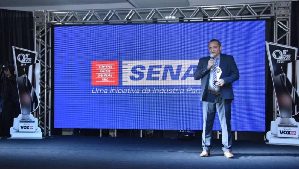 SENAI é mais uma vez a marca mais lembrada em Santarém