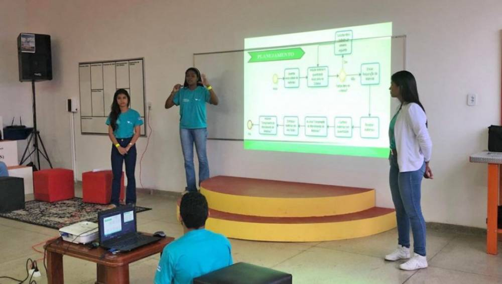 Unidades do SENAI no Pará realizam Grand Prix de Inovação