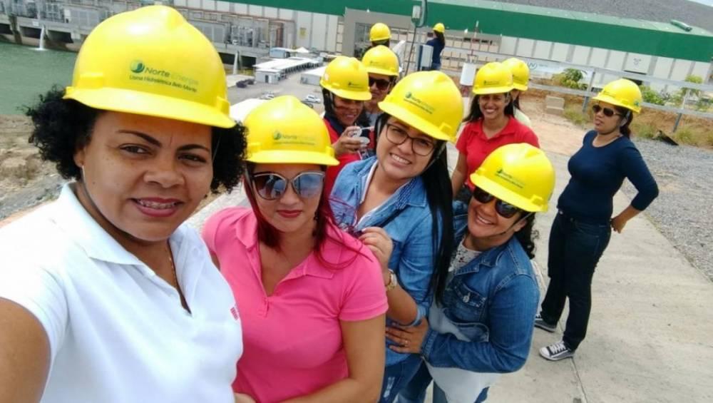 Professores do SESI visitam Belo Monte