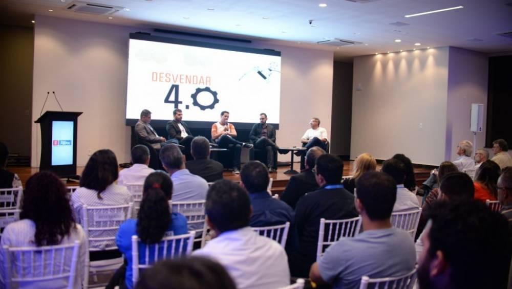 SENAI promove um dia de imersão na Indústria 4.0