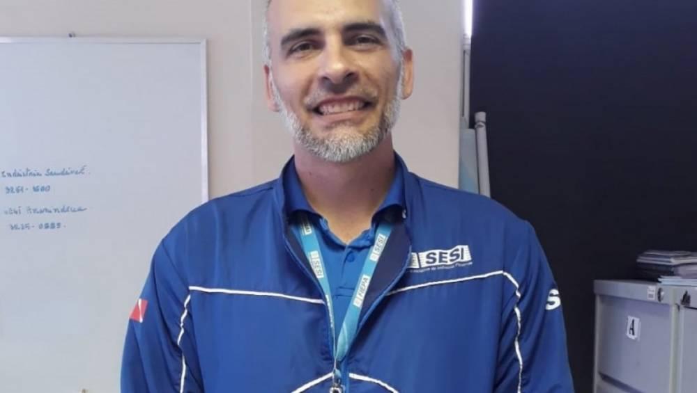 Técnico do SESI é finalista do Troféu Romulo Maioarana