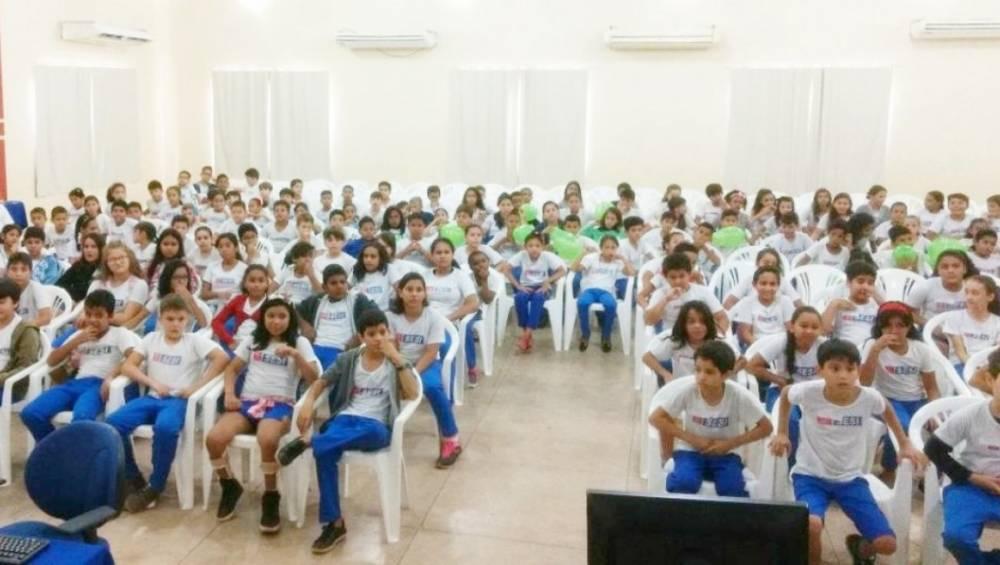 SESI Altamira realiza Campeonato de Matemática