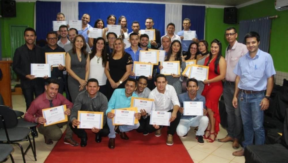 SENAI forma primeira turma do curso Técnico de Açúcar e Álcool do Pará