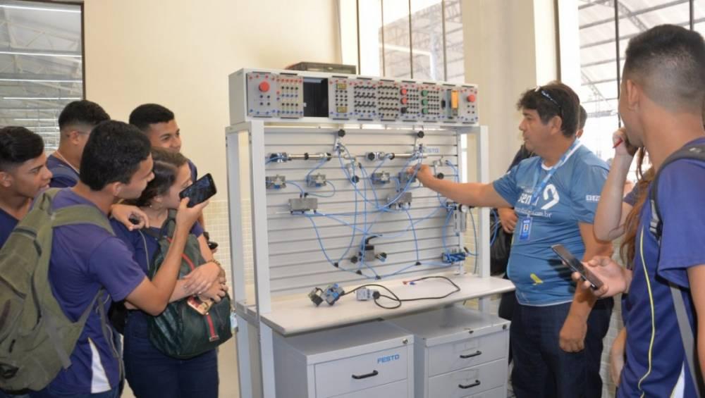 Mundo SENAI recebeu mais de 25 mil pessoas no Pará