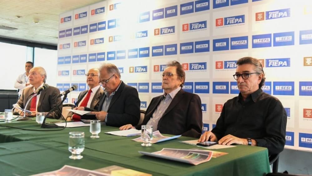 Reunião na FIEPA debate oportunidades para o setor produtivo local
