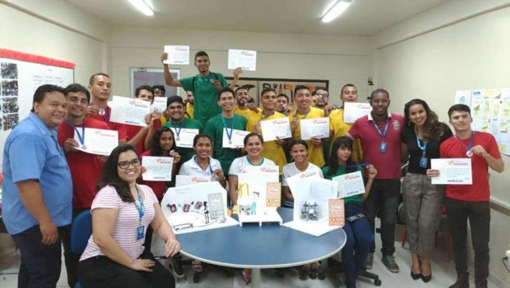 Grand Prix Escolar de Inovação define vencedores