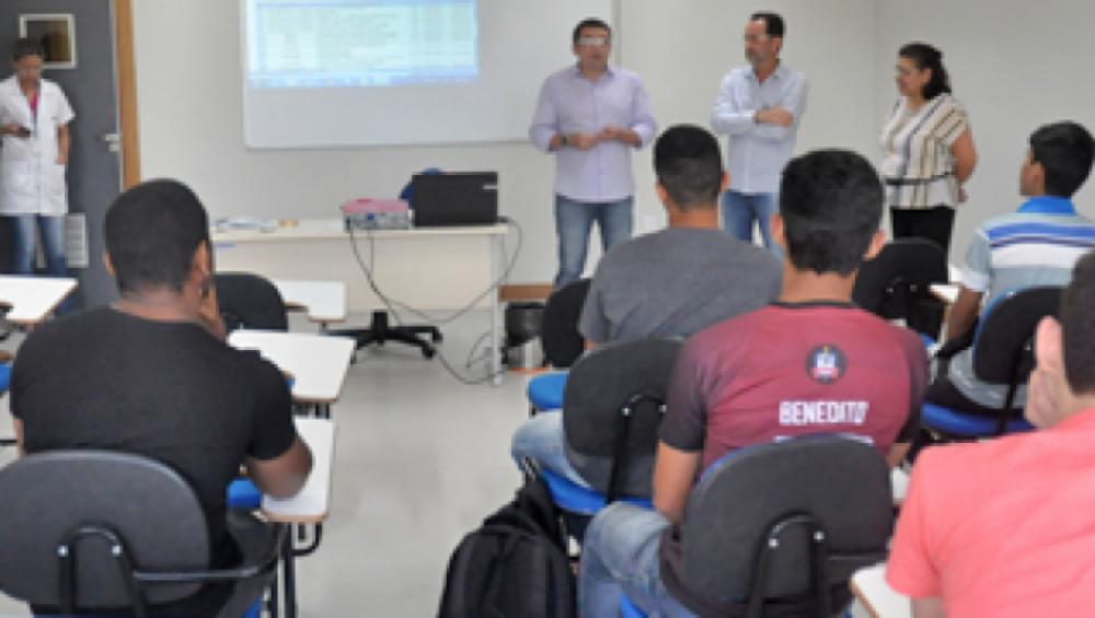 SENAI inicia curso inédito na área de Telecomunicações