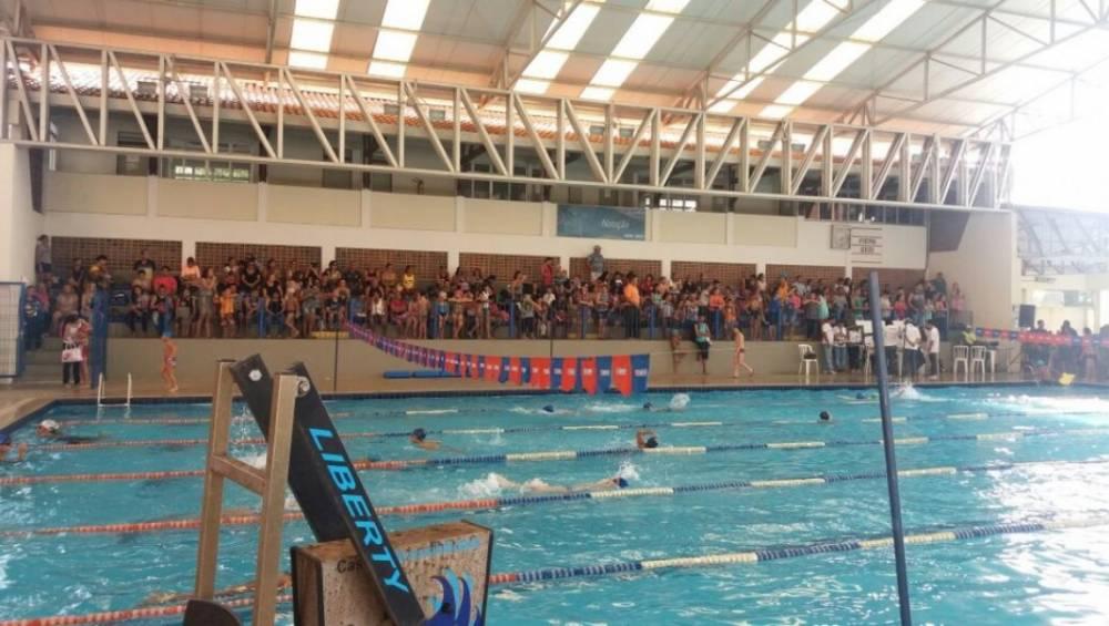 Copa SESI Atleta do Futuro reúne alunos de natação