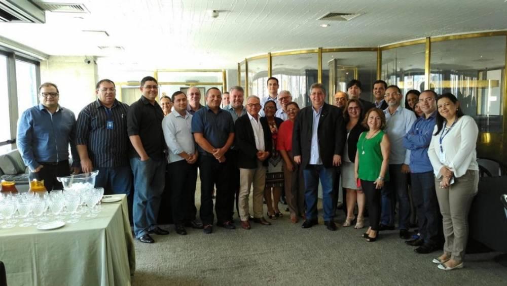 Reunião de lideranças do SENAI define estratégias para 2018
