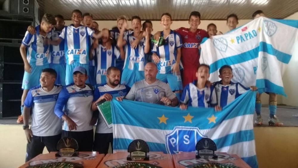SESI Ananindeua encerra Copa SAF de Futebol