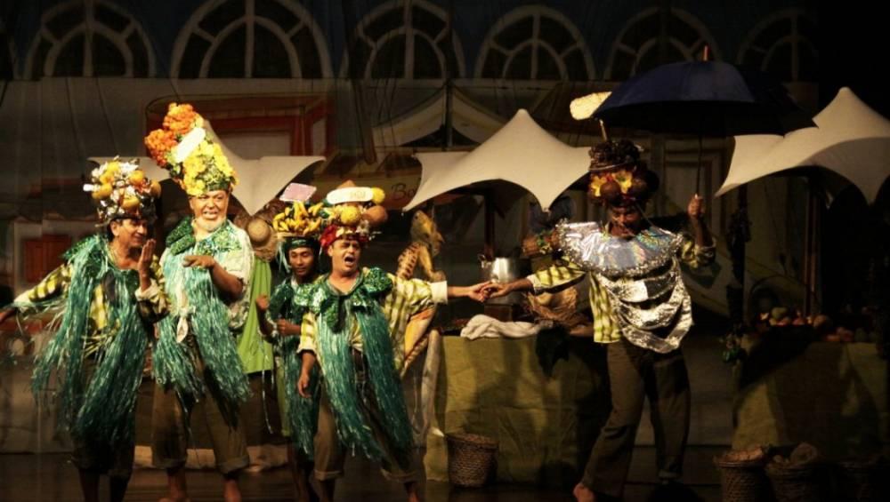 Teatro do SESI recebe peça tradicional Verde Ver-o-Peso
