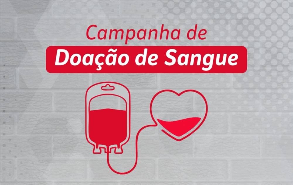 Sistema FIEPA promove campanha de doação de sangue