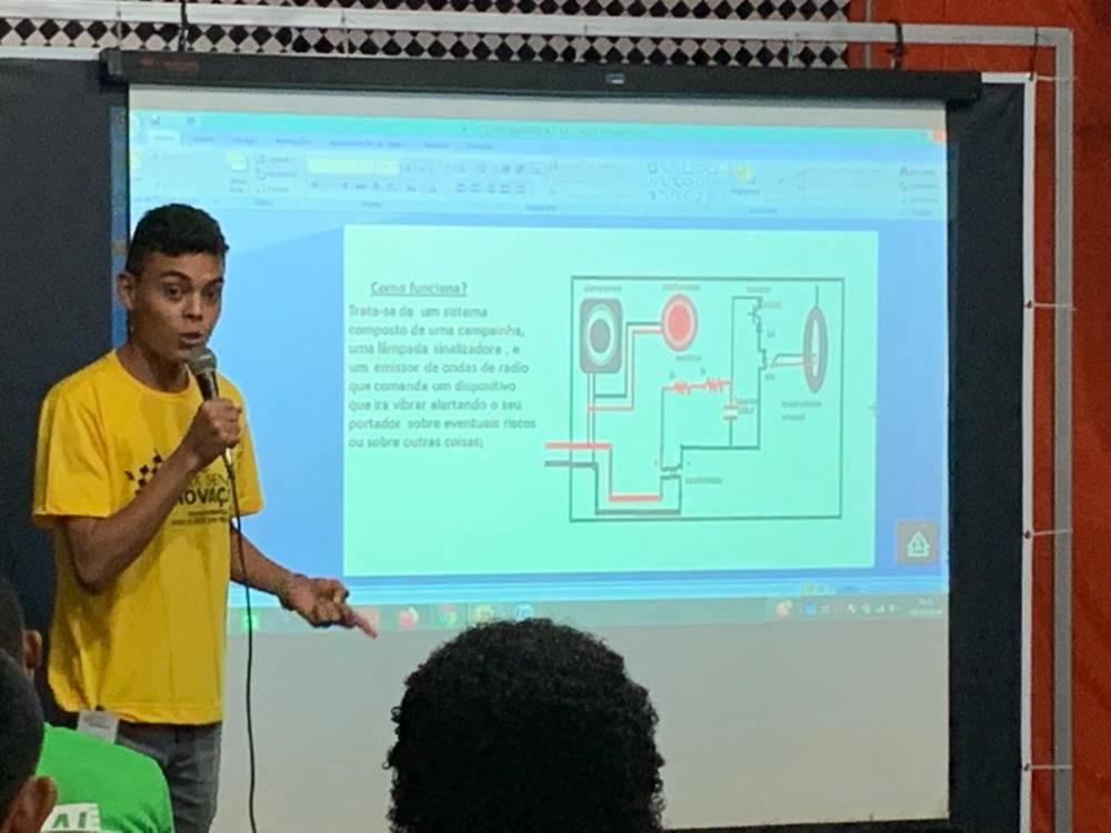 Estudantes paraenses participam de competição nacional